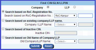 MCA Gov In - Company Vakil Legal Blog India