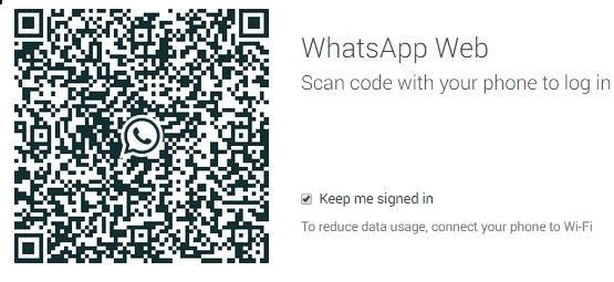 Whatsapp code scan for pc download
