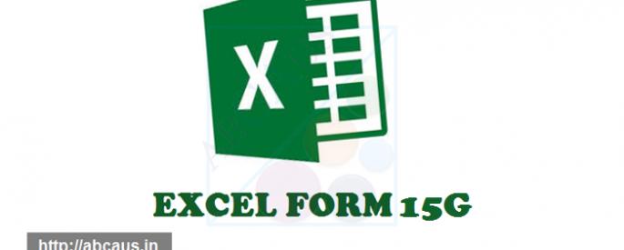 excel-15g