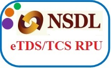 NSDL e-TDS-TCS RPU Version 1-7 download
