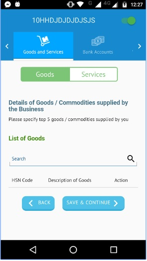 GST Enrolment Android Mobile Application Download
