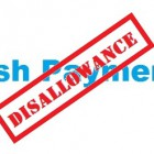 cash-payment-disallowance