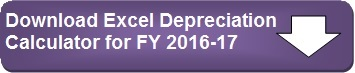 Excel Depreciation Calculator FY 2016-17 download