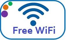 24 Hour Free Wi-Fi
