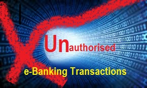Liability of Customers in Unauthorised e Banking Transaction