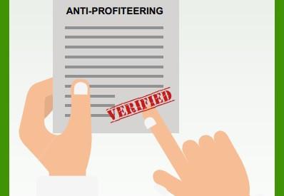 anti-profiteering