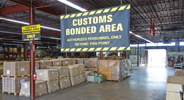 Customs duties in the United States