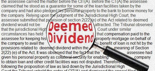 deemed-dividend
