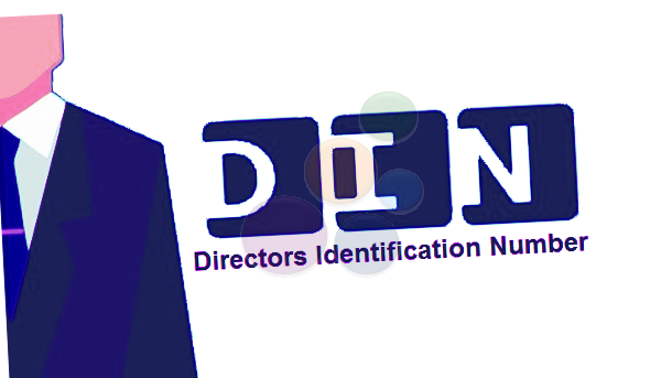 DIN allotment to be only at the time of appointment as directors
