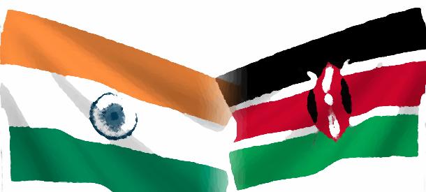India-and-Kenya