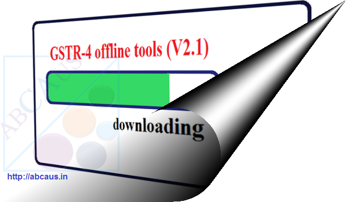 New version of GSTR-4 offline tools V2 1 download available