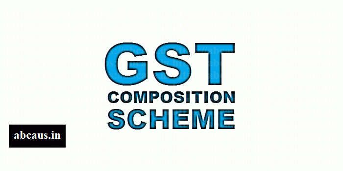 special procedure to be followed for optional 6% GST